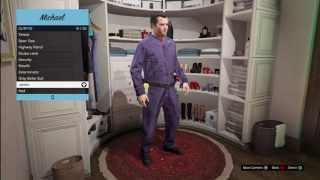 GTA 5: Special Occasion Outfits (Janitor) Review + Gameplay