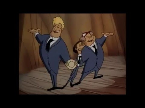 The Dover Boys on Animaniacs