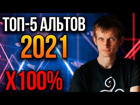 ТОП-5 криптовалют которые сделают тебя богатым в 2021 | Эфир, Polkadot, Maker, Synthetix, Compound