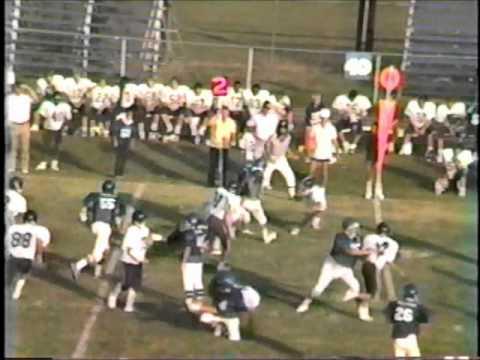 OLF vs  Jack Hayes Football 1985
