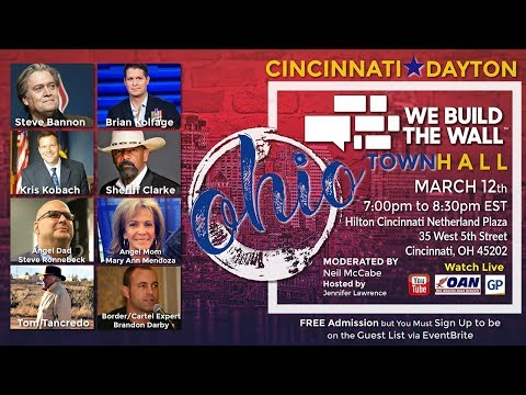 Border Town Hall - Cincinnati