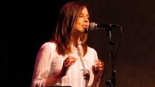 """Anna Nalick """"Knots"""" Oakland, CA 11.21.13"""