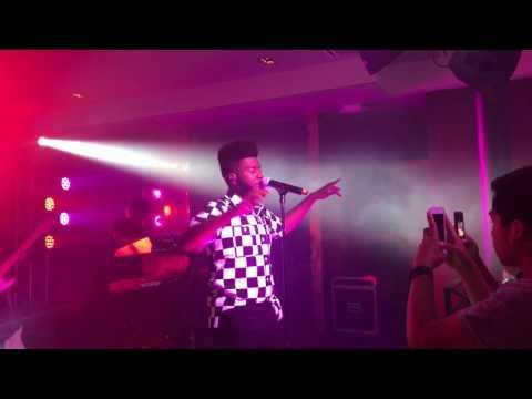 Khalid- Let's Go (live)