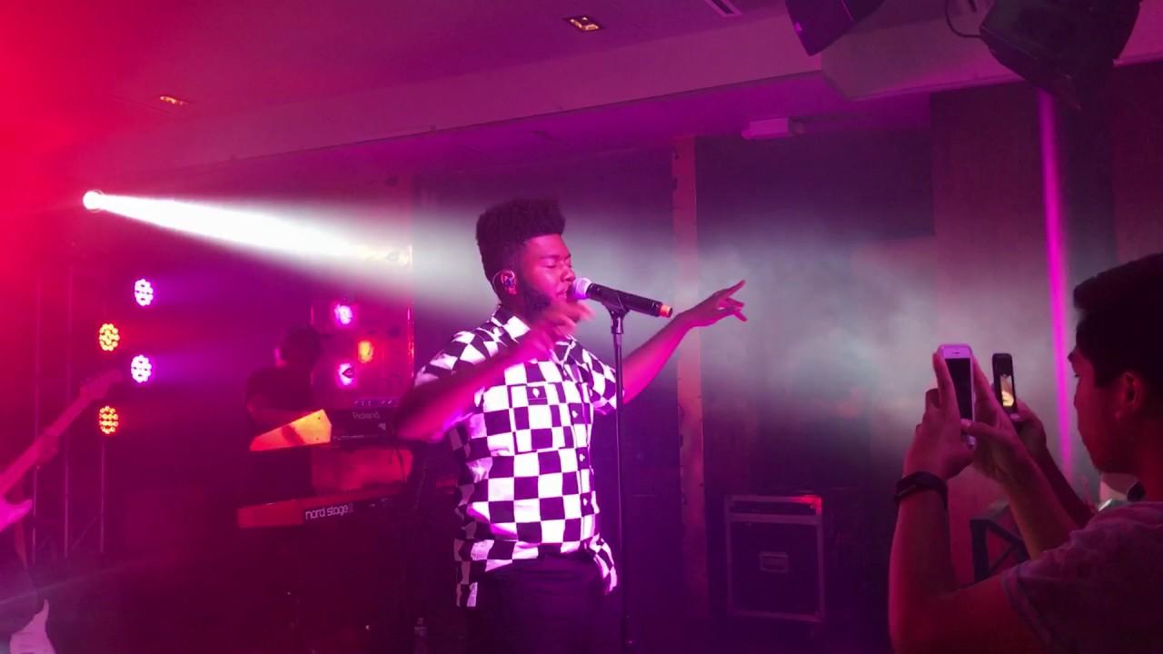 Download Khalid- Let's Go (live)
