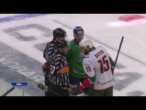«Салават Юлаев» в шаге от вылета из плей-офф КХЛ