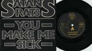 SATANS RATS-you make me sick