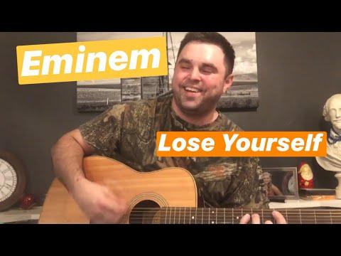 Eminem - Lose Yourself (8 Mile Acoustic Remix)