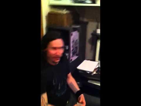 Ape Machine in the studio
