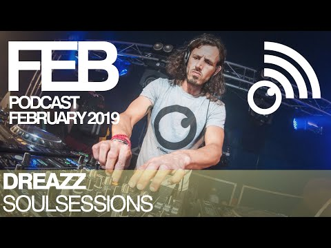 Dreazz - Soul Sessions February 2019 [ Liquid Drum and Bass Mix ]