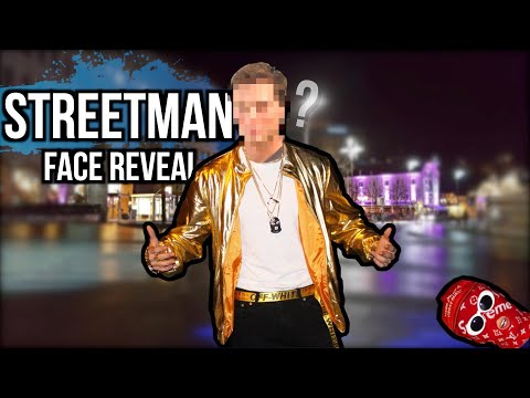 THE REVEAL OF STREETMANTV!! *Legit*