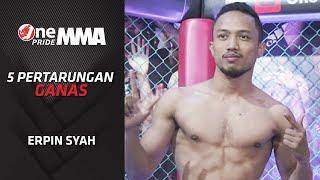 SUWARDI KEWALAHAN! 😨 5 Pertarungan Ganas Erpin Syah Mencuri Fokus Lawan || Knock Out