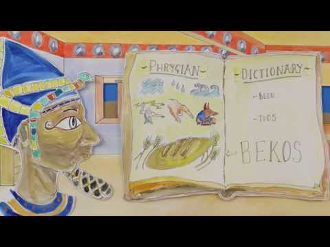'Bekos' or The First peoples | Herodotus Histories | CreativeConnection | Animation