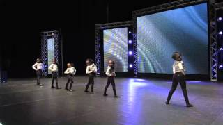 The Janet Mix-Showstopper Mini Jazz Performance