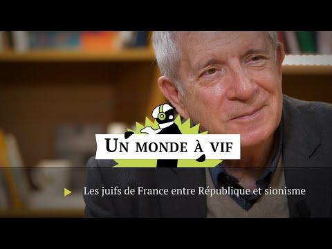 Charles Enderlin: le tournant sioniste des Juifs de France