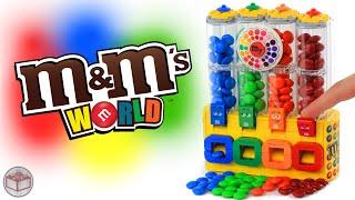 LEGO M&M's Chocolate Candy Machine