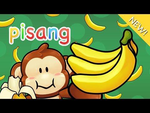 Lagu Anak Indonesia | Pisang