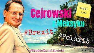Cejrowski o #Brexit #Polexit i Kościele Katolickim 2019/12/16 Studio Dziki Zachód odc. 37 cz. 2