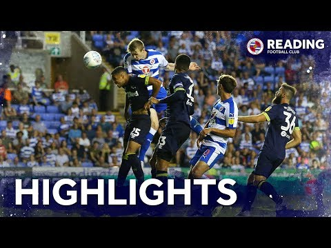 2-minute review   Reading 1-2 Derby County   Sky Bet Championship   3rd August 2018