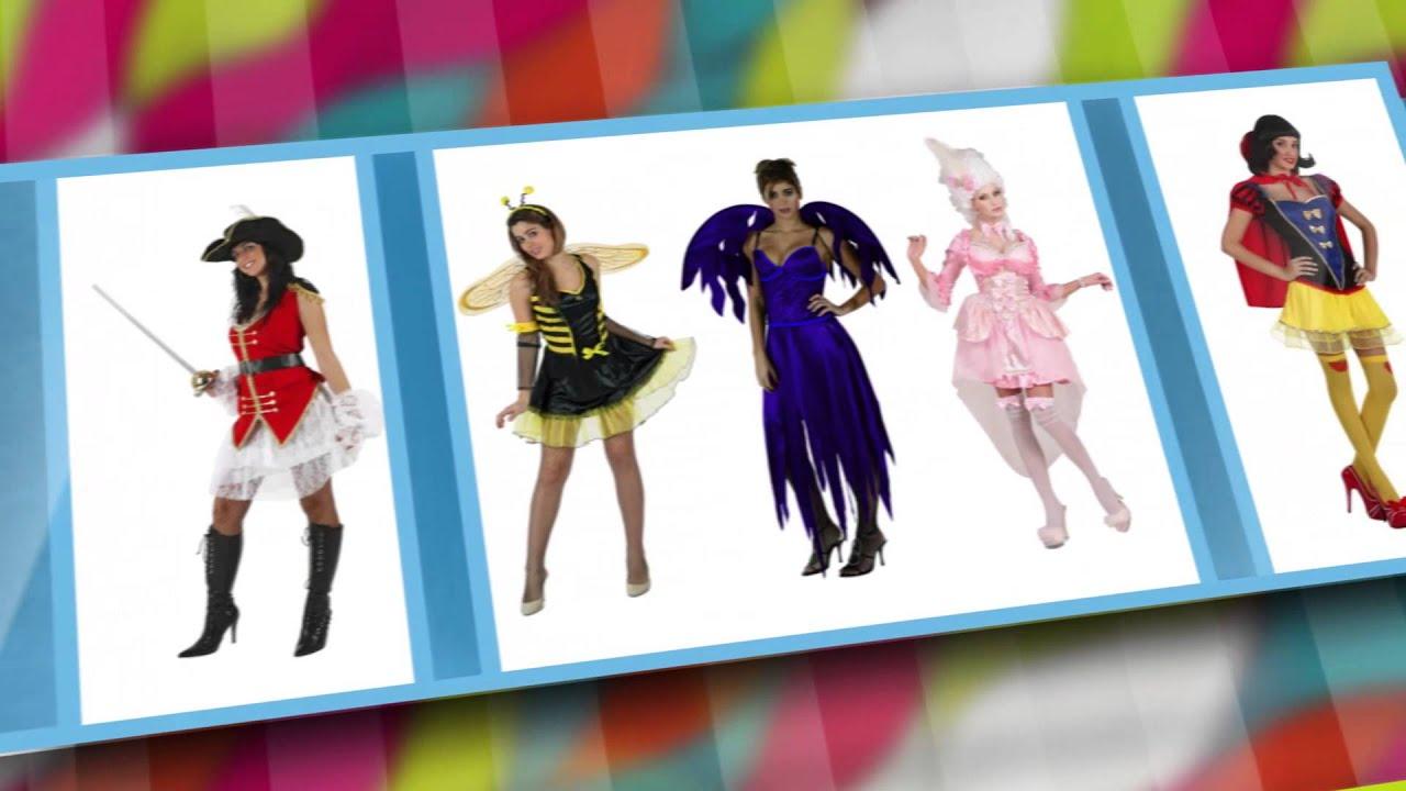Disfraces para carnaval 2013 youtube - Difraces para carnaval ...