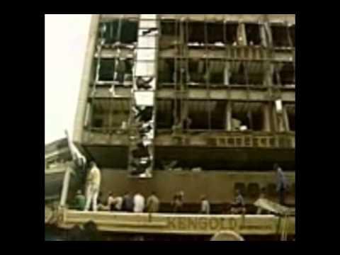 1998 US Embassy Bombings Kenya And Tanzania