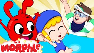 Mila And Morphle At The Water Park! - Cartoons For Kids   My Magic Pet Morphle