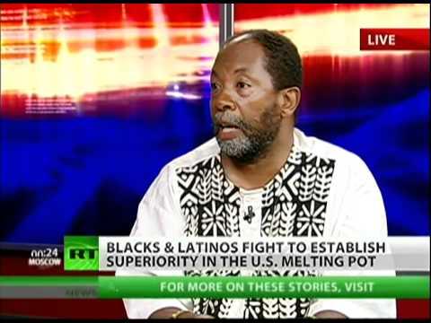 Blacks v Latinos: A racial rift?