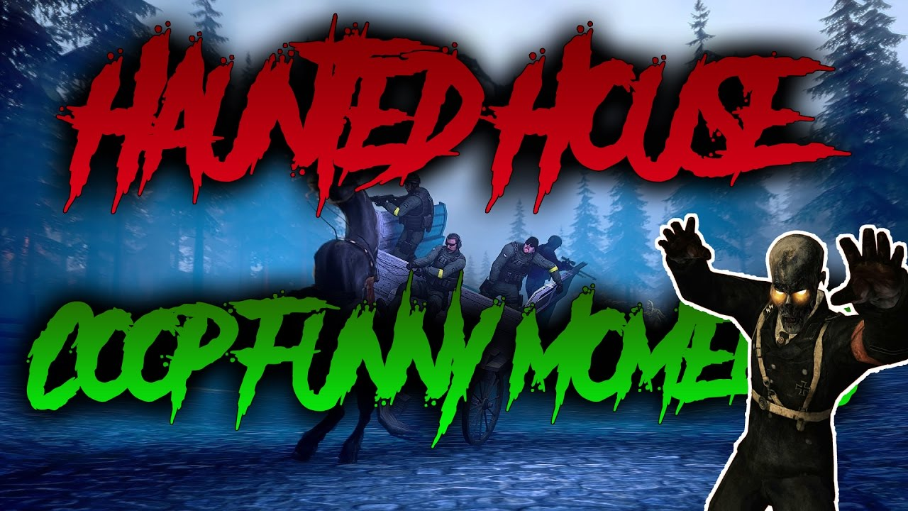 Download ★ CS:GO CO-OP HAUNTED HOUSE MAP!!!★ (FUNNY MOMENTS)