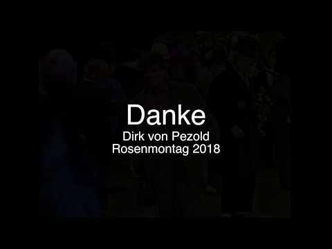 Danke Dirk von Pezold