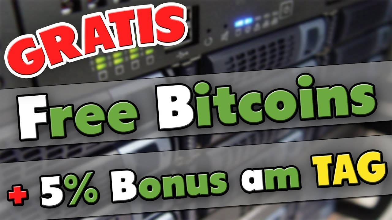 Kostenlos Bitcoins Bekommen