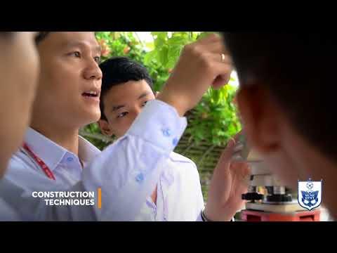 Overview about Ho Chi Minh City University of Transport