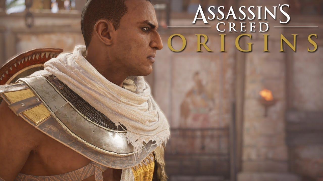 Assassin S Creed Origins Gladiator Arena E3 Gameplay W Ashraf