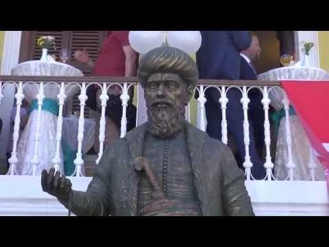 Piri Reis heykeli açıldı