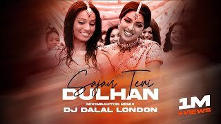 Saajan Teri Dulhan | Moombahton Remix | Dj Dalal London | Tik Tok Famous Song | Aarzoo | Dj Songs