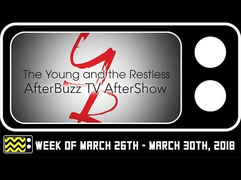The Young & The Restless for March 26th - March 30th, 2018 Review & Reaction | AfterBuzz TV