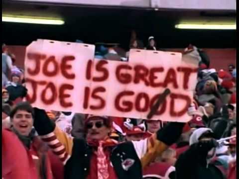 The Great Joe Montana And The Kansas City Chiefs