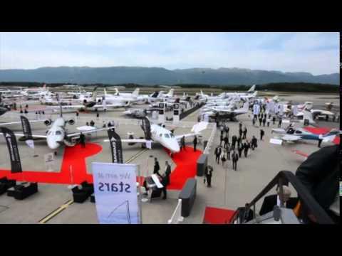 EBACE2014 Takes Flight in Geneva