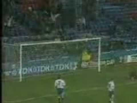Fan Zhiyi's Goals in Crystal Palace