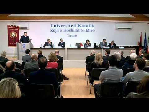 Ministrja e Drejtesise italiane Sh.S. Paola Severino viziton UNIKZKM