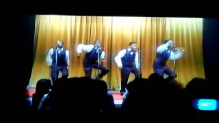 New Edition Talent show/ Holding on