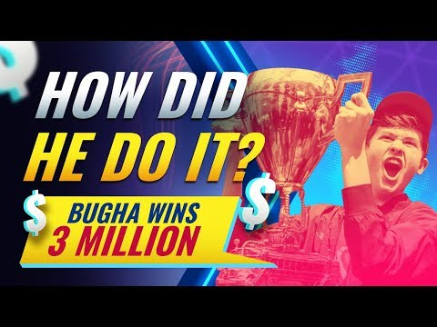 How Bugha *OBLITERATED* the World Cup SOLOS