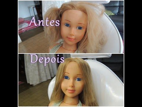 Progressivas para Bonecas - com Isabela
