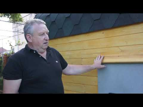 Отзыв о бане-бочке (квадро-баня) Краснодар