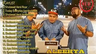 Download Mp3 Sholawat Versi Roar Full Album Aleehya