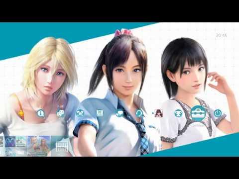 summer lesson PS4 Theme[540p]
