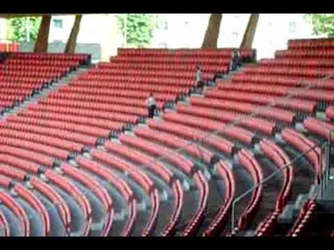 Stadion Letzigrund -  Zürich