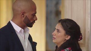 مسلسل الاسطورة - مشهد مؤثر لـ ناصر وشهد بعد الطلاق - محمد رمضان