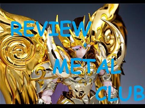 #29 -Review MÚ DE ÁRIES SOG Metal Club e Comparacao com o Bandai - [PT - BRASIL]
