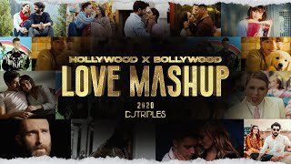 Hollywood X Bollywood Love Mashup 2020 | DJ TRIPLE S | Sunix Thakor