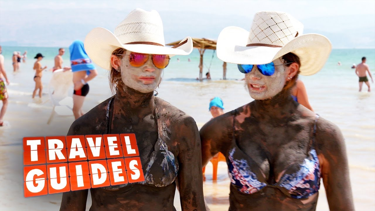 The Dead Sea baffles the Cowgirls | Travel Guides 2019