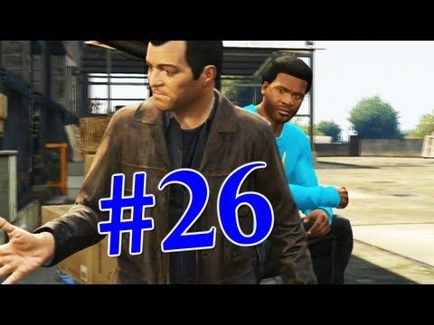 Grand Theft Auto V | Ep.26 | Блиц - Игра